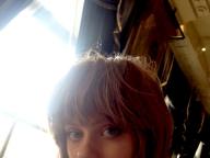 SPUR3月号 Tips! 巻頭を飾る「マッシュ・ガールの肖像」のモデルの足元は?