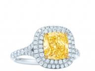 カリスマ性あふれる、魅惑のイエローダイヤモンド