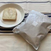ついに見つけた! パンをおいしく冷凍保存する方法 #深夜のこっそり話 #1442