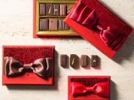 アンリ・ルルーのバレンタインは、大人のラブストーリーを込めて