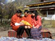 幸せの国ブータンに王子誕生の知らせ