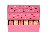 ピンクのハートに愛を込めて。ラデュレのスイートなバレンタイン