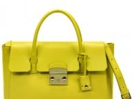 アーリースプリングをフレッシュに過ごせるフルラの新作バッグ