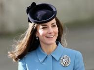 キャサリン妃ご愛用のブルーのコートは、どこのブランド?
