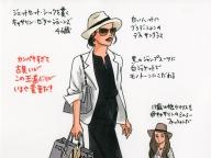 [vol.15]女優スタイルの王道を行くキャサリン・ゼタ=ジョーンズ。空港ファッションだっていつでも完璧!