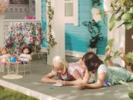 小さな頃から憧れていたのは、この家! フィンランド映画『オンネリとアンネリのおうち』