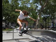 自分らしくあるための、仲間たち。女子スケーター映画『スケート・キッチン』