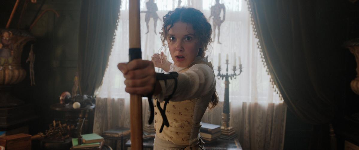 Netflix映画『エノーラ・ホームズの事件簿』9月23日より全世界独占配信開始