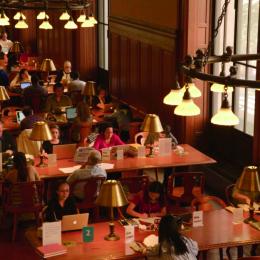 贅沢で、ポジティヴな3時間25分。『ニューヨーク公共図書館』