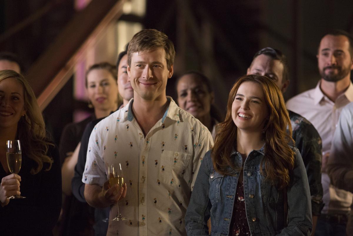 Netflixオリジナル映画「セットアップ:ウソつきは恋のはじまり」独占配信中