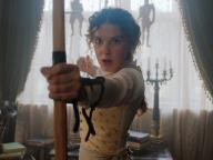 ミリー・ボビー・ブラウンの新たな主演作! 『エノーラ・ホームズの事件簿』