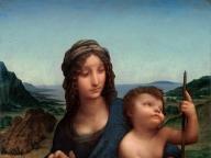 レオナルドの描いた聖母子像、いくつ知ってますか?#04