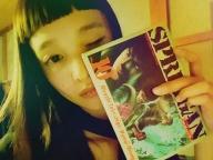 『スプリガン』 #萬波ユカの「 まんなみずむ 」 20