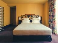 アールデコ調インテリアの 新しいホテル、サンマルク