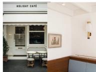 パリで話題の新レストラン 「ホリデー・カフェ」と「ルルー」