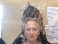 74歳で女優デビュー、 イレーヌ・シルヴァーニさんの南仏の家