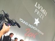 おめでとう!今年度のLVMH賞は、 ウェールズ・ボナーに