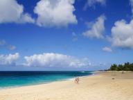 ノースショアの穴場絶品ビーチ『Keiki Beach』