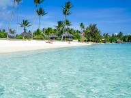 ひとりっP激オシ絶品ビーチ「マティラビーチ」は MUST GO!(ボラボラ島)