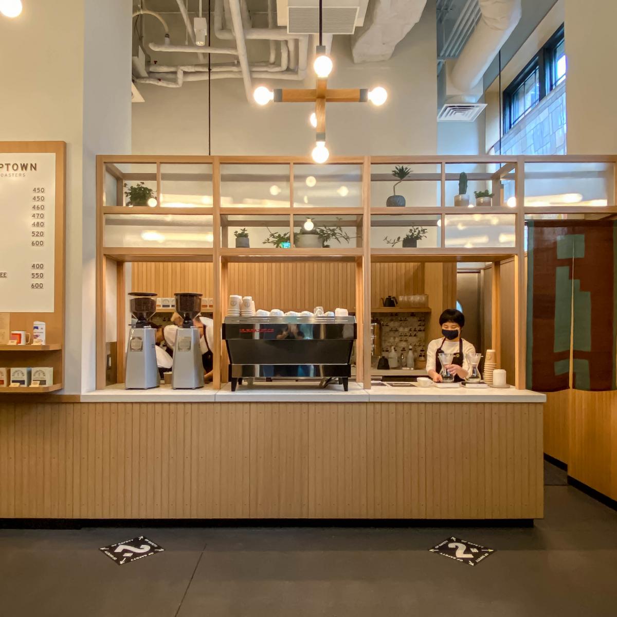海外初出店!『Stumptown Coffee Roasters』がホテル1階に!
