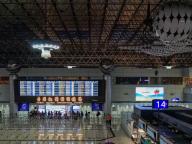 台湾桃園国際空港に深夜到着 → 空港ビバークしてみた最新報告(2019.11)