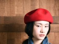 【kiitoアレンジ3】ベレー帽でブリティッシュガール風アレンジ