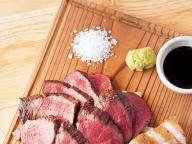 熟成肉と日本酒のコラボを満喫|Tsui-teru!和
