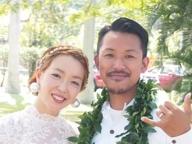 ハワイのリゾートフルな雰囲気を満喫する挙式