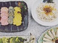 初めての大邱で、憧れの精進料理教室へ